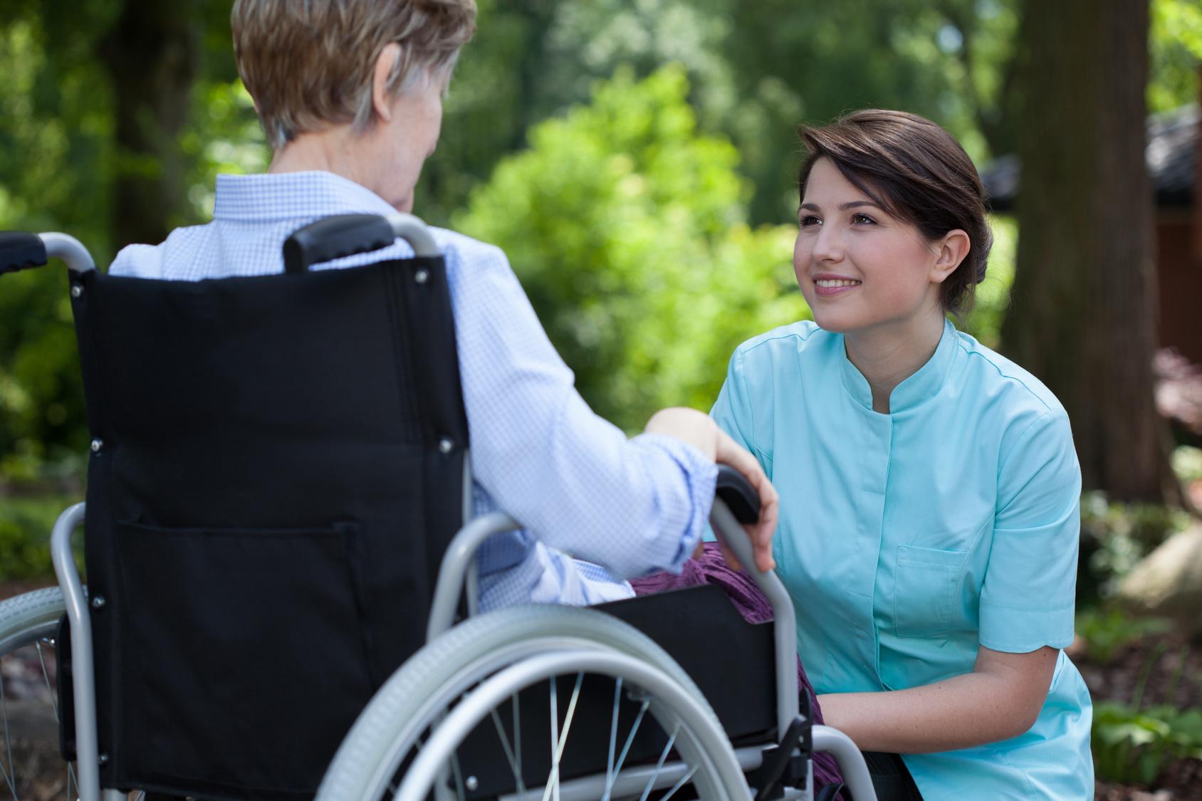 看護で患者の安全を確保する