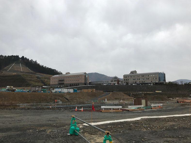 東日本大震災時、女川で唯一残った病院