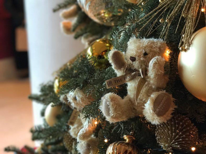 病棟のクリスマス