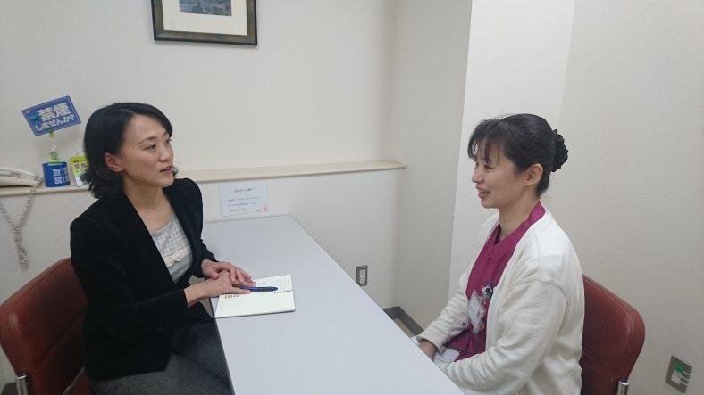 インタビュー#15 日髙真紀様(渕野辺総合病院様)vol.3