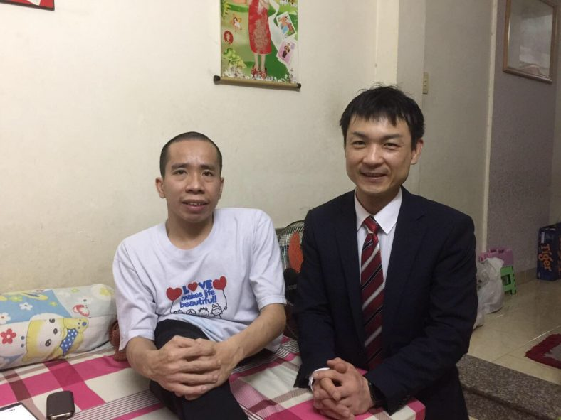 インタビュー#18 グエン・ドク(Nguyễn Đức)TU DU OBSTETRIC HOSPITAL 1/3