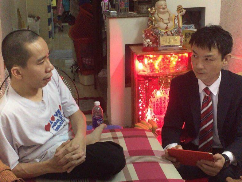 ・No.16 グエン・ドク様(Nguyễn Đức)TU DU OBSTETRIC HOSPITAL 2/3
