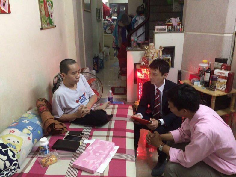 グエン・ドク(Nguyễn Đức)様「日本の看護師は素敵だと思いました」