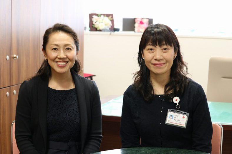 No.30 井本寛子様(日本赤十字社医療センター)前編「患者さんにとってのベストを探すのが看護師の役割」