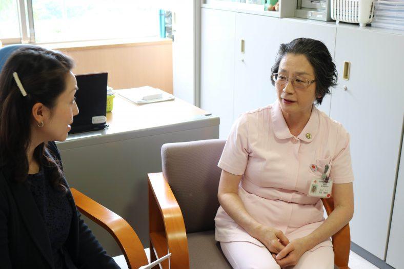 No.23 荒尾都威子様(相模原赤十字病院)後編「 看護助手さんは先生!」
