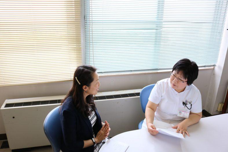 青井久江様(久里浜医療センター)「自分に向き合うことが大事」