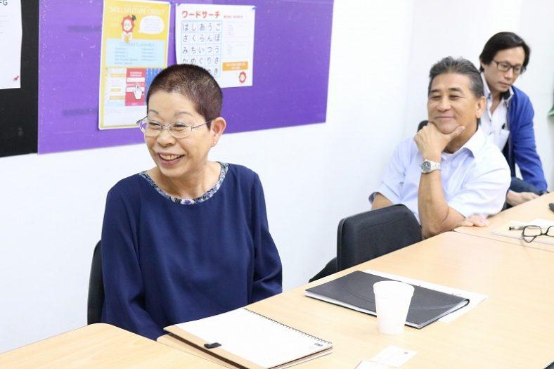 No.27 水崎眞知子様(文化ランゲージスクール)前編「ビジネス日本語クラスをシンガポールで唯一開講」