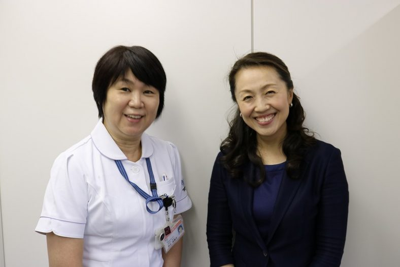 No.28 井上由美子様(三井記念病院)前編「患者さんにも看護師にも選ばれる病院づくり」