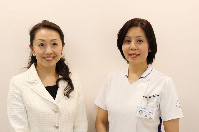 No. 43 平野美理香様(東京衛生病院)前編「言葉にする、言葉を変える、行動を変える」