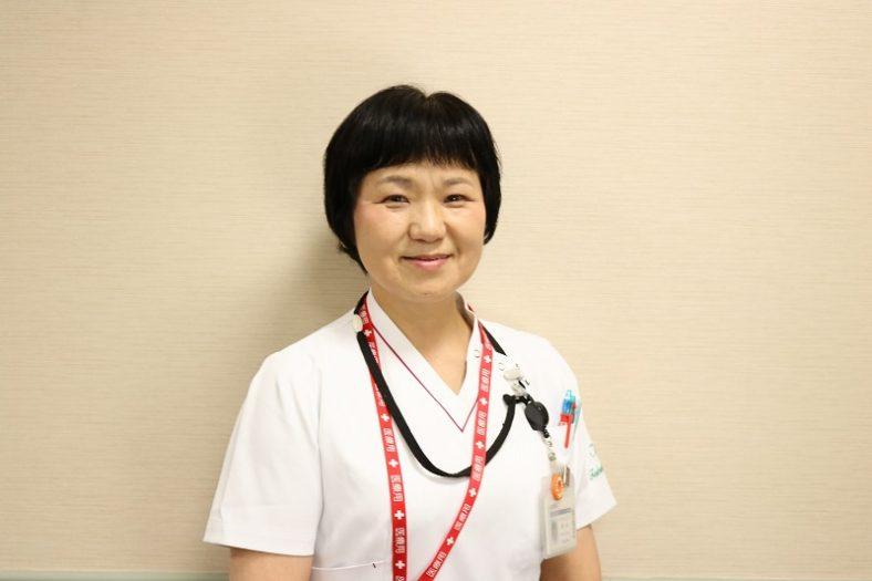 No. 47 龍川初江様(竹田綜合病院)後編「敷居の低い看護部を作りたい」