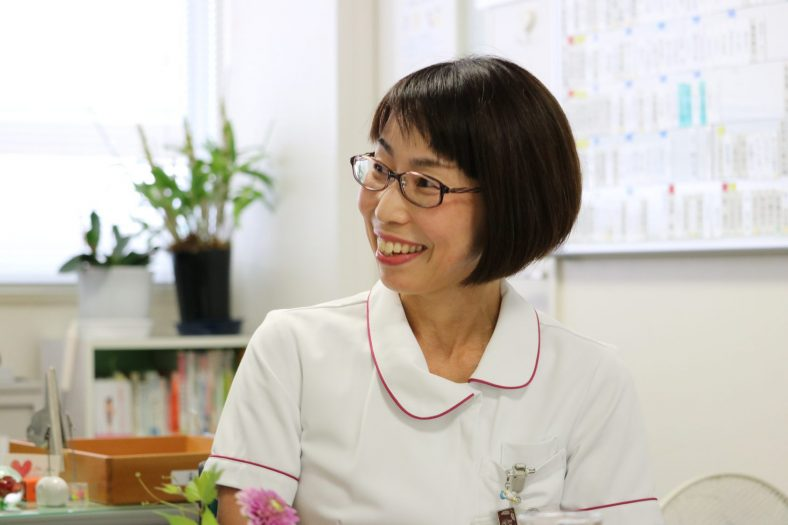 No. 49 本藤 美奈子様 (長野県立信州医療センター) 後編「質の高い看護」と「教育」