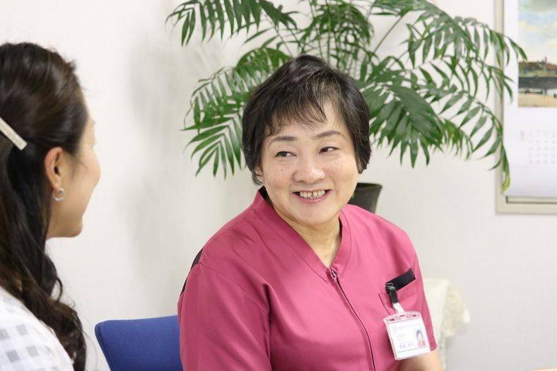 No.35 青柳明子様(北里大学メディカルセンター)後編「看護は私で進化する」