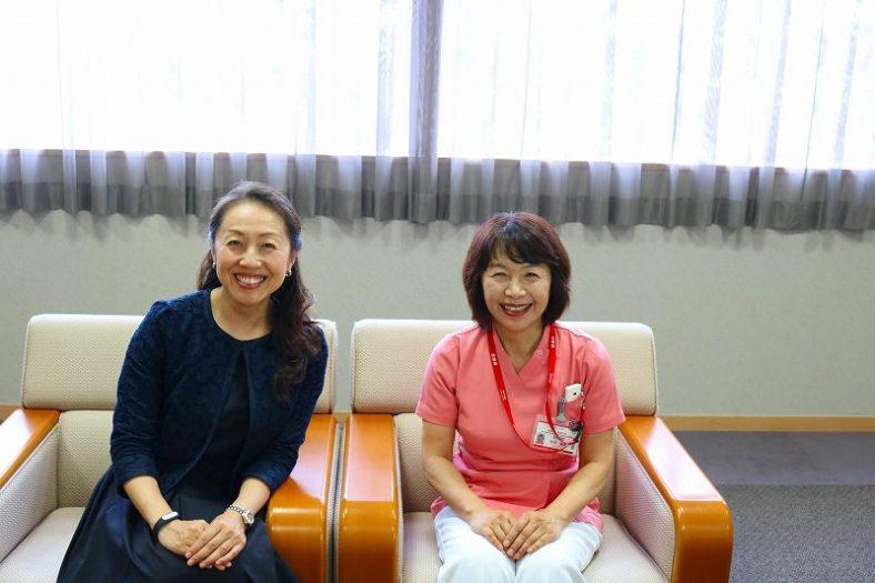 No. 57 安部弘子様(公立置賜総合病院)前編「生半可な気持ちで看護師はできない」