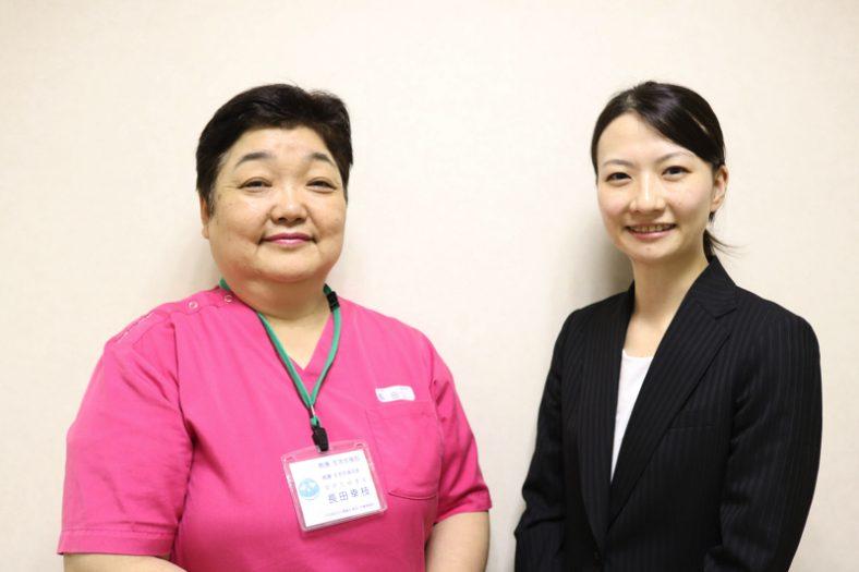 No.73 長田 幸枝様(東京小児療育病院)前編「障害児のために何かしたいという熱い思い」
