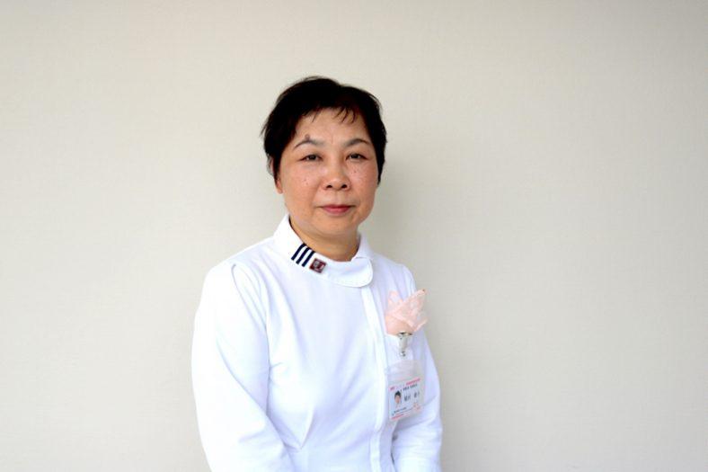 稲村 睦子様(富山県立中央病院)後編「『やさしさ・信頼・安心』をモットーにした看護ケア」