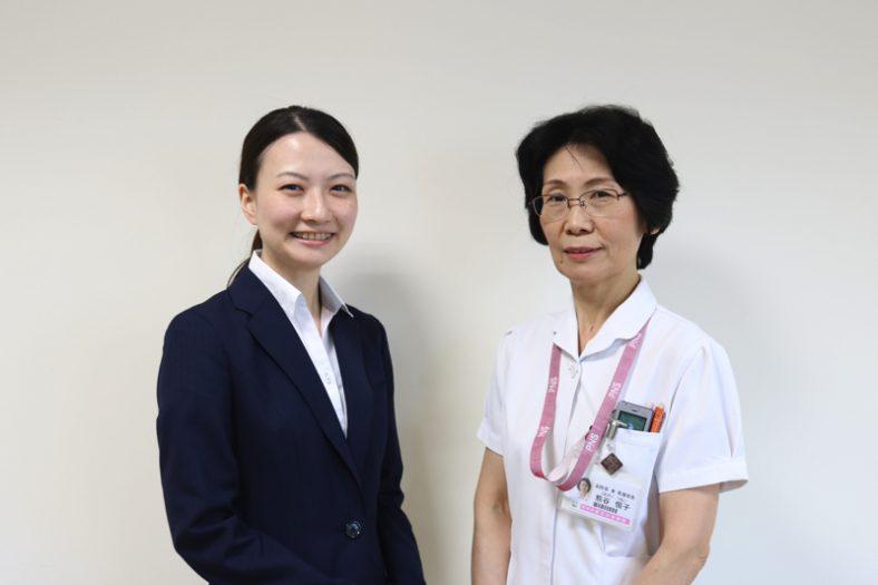 No. 70 熊谷恒子様(東北公済病院)前編「中学時代から看護師を視野に入れて」