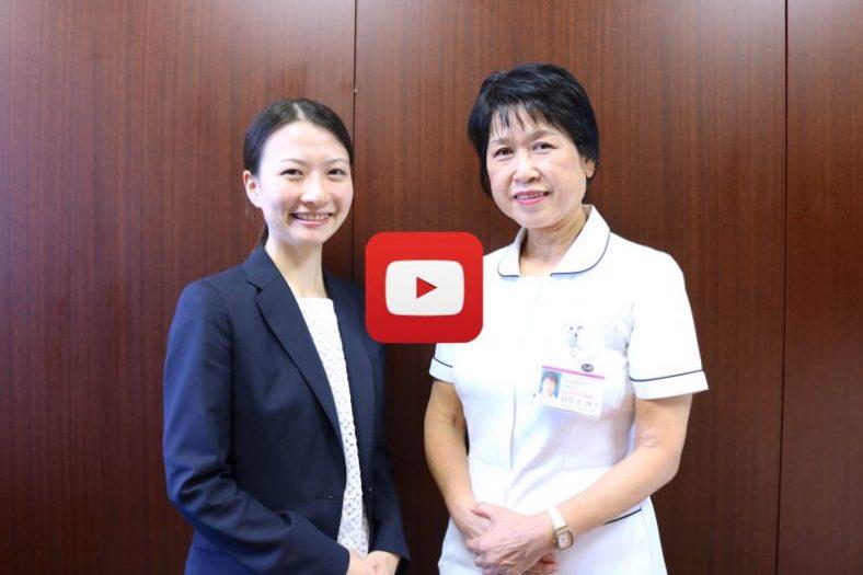 髙草木 伸子様(東京臨海病院)「後悔しないような治療、看護を提供する」