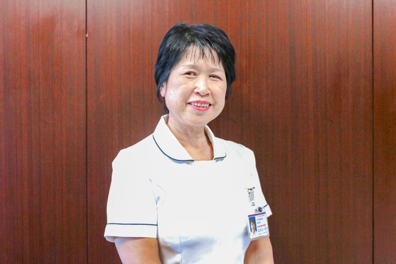 No.77 髙草木 伸子様(東京臨海病院)後編「患者さんが話したいことをキャッチできる心を」