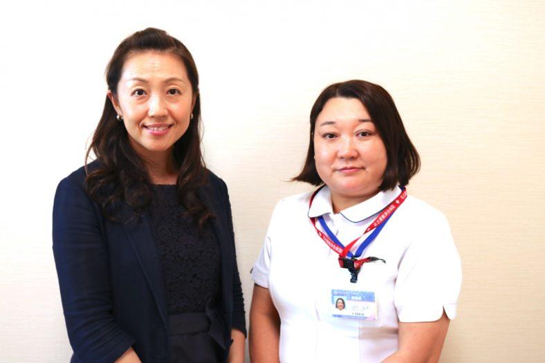 No. 82 山口弘子様 (名古屋掖済会病院) 前編:管理職になってからも、やりたい看護を持ち続ける