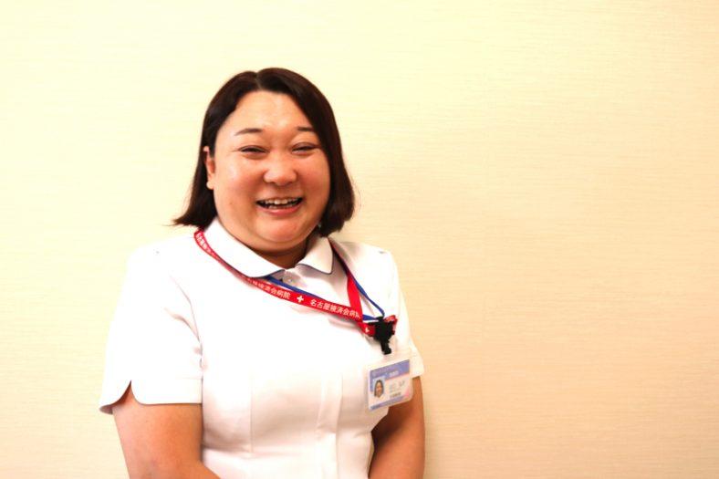 No. 82 山口弘子様 (名古屋掖済会病院) 後編:地域の中に看護師が入っていく からこそ、見極める力が必要