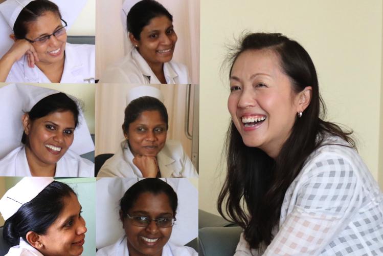 No.90 いい病院になるには理解や協力し合うことがお互いに大切(Lanka Hospitals)後編