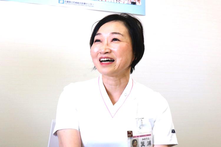 No.94 箕浦 洋子様(兵庫県立尼崎総合医療センター)前編「何が足りないかを考えながら学ぶ」
