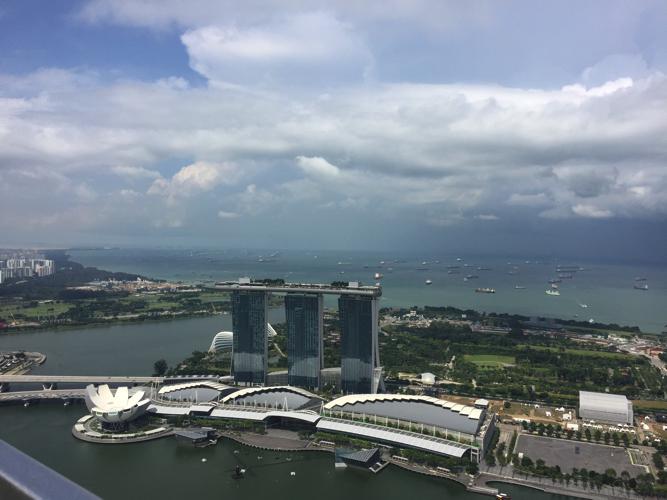 常夏シンガポールでの助産師活動