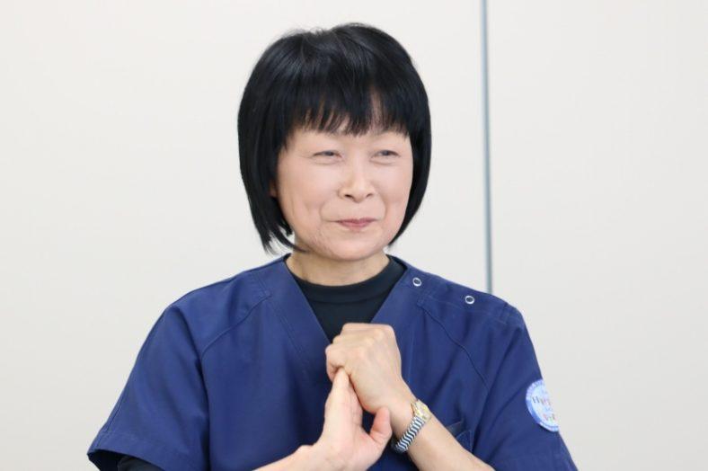 No. 101 戸口修子様 (埼玉医科大学国際医療センター) 前編:「朝早く来て患者さんのところに顔をだしています」