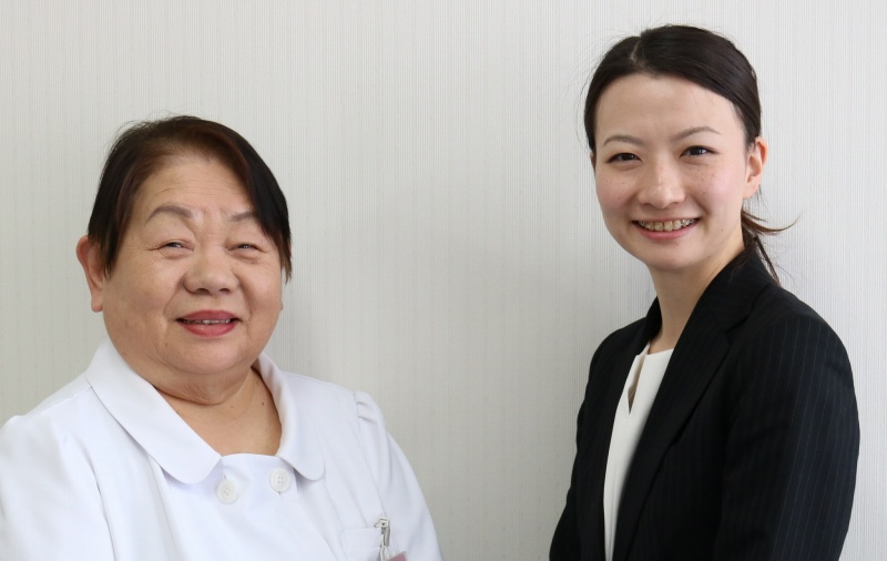 No.104 小林久子様(さがみ仁和会病院)後編:看護の現場から離れないでほしい