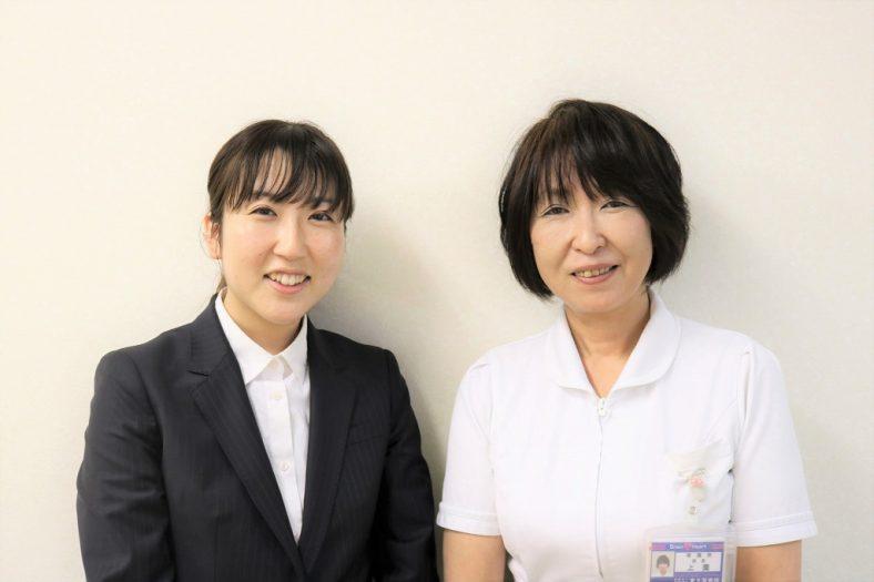 No.133 上薗 三江子 様(東大阪病院)後編「努力する目的は人に貢献するということ」