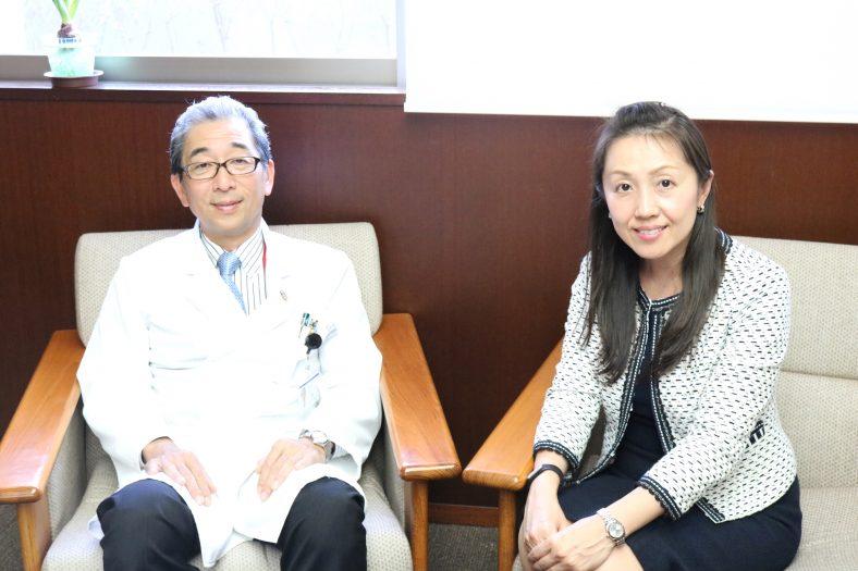 No.145 病院長 小林滋様(東京臨海病院)後編:看護師の名前は全て覚えています