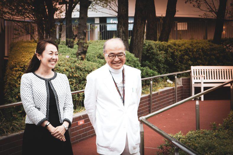 病院長 四津 良平様(原宿リハビリテーション病院)
