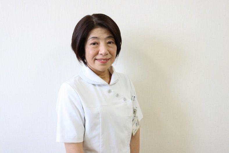 No.137 谷岡 美佐枝様(JCHO星ヶ丘医療センター)前編「患者さんに関心を向けている看護師でありたい」