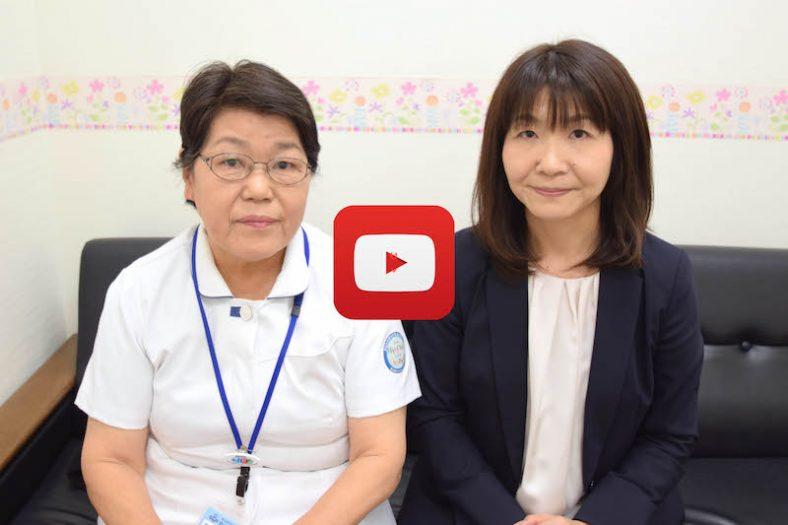 看護部長 井岡 京子様(埼玉医科大学総合医療センター)