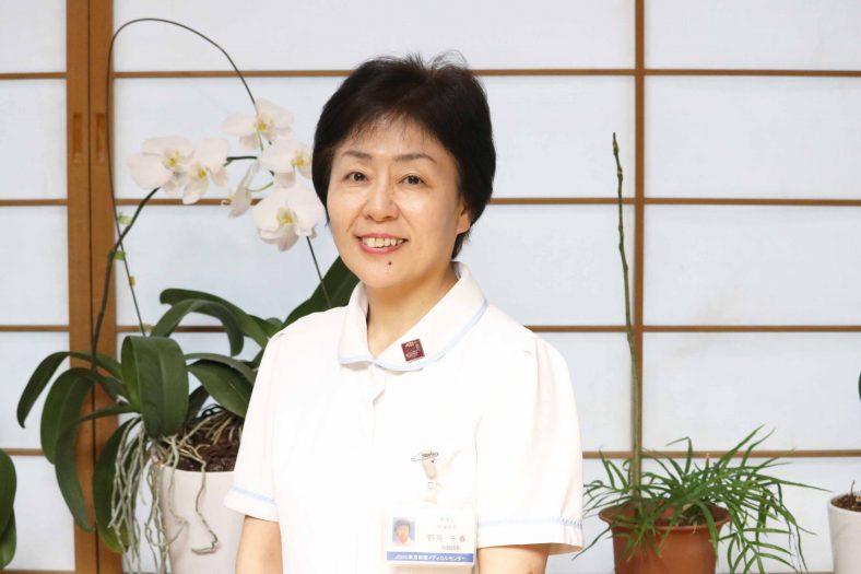 No.157 野月千春様(JCHO東京新宿メディカルセンター)前編「研究成果を学会発表し患者さんに還元する」