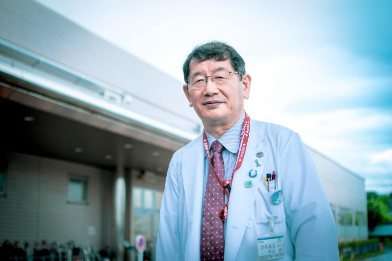 No.176 病院長 平元 周様(横浜総合病院)前編:医療格差と難病に向き合う