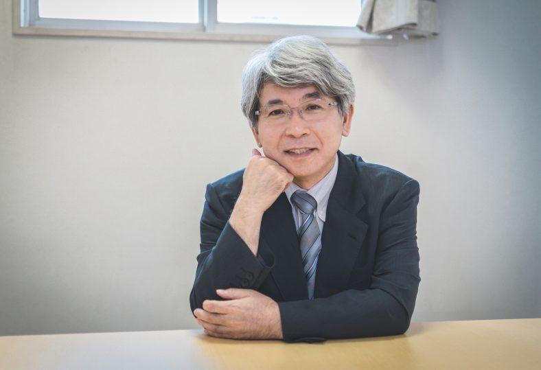 No.166 病院長 椎木俊秀様(東京小児療育病院)前編:物理学から医学へ