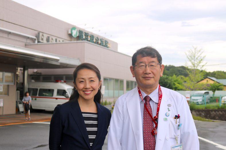 No.176 病院長 平元 周様(横浜総合病院)後編:患者さんの病と人をみる