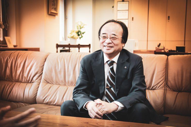 病院長 亀山周二様(NTT東日本関東病院)