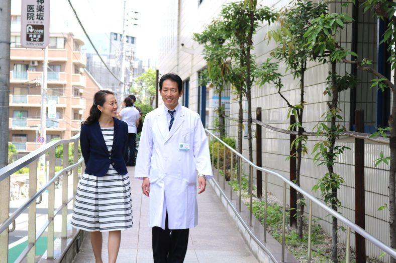 No.172 病院長 関根信夫様(JCHO東京新宿メディカルセンター)後編:病院全体で取り組むチーム医療