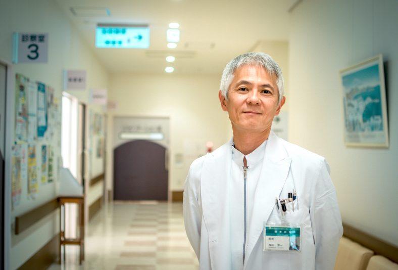No.188 関東病院 梅川淳一 院長 前編:脳卒中急性期のその後