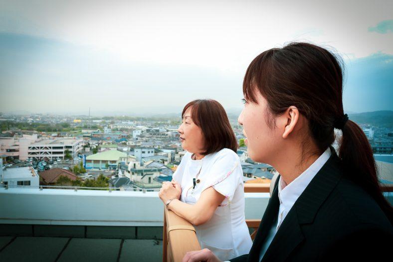 看護部長 横田 香世様(阪南市民病院)