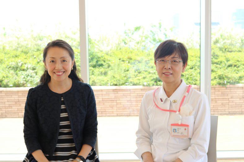 No.185 日本赤十字社医療センター 古川祐子 看護部長 前編:1,000人の看護職員を機能させる