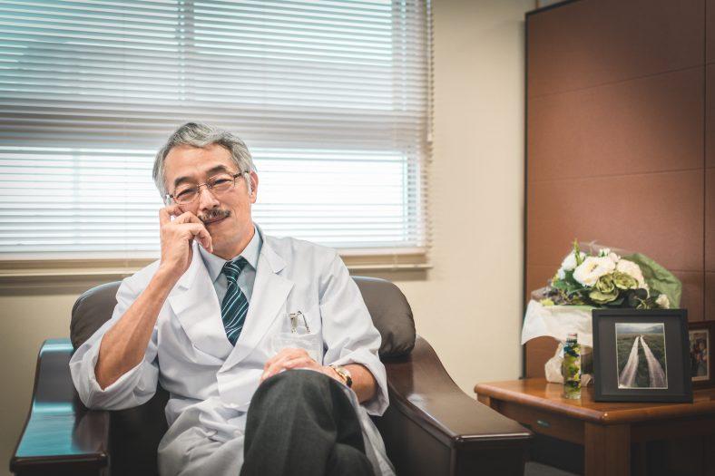 横須賀共済病院 長堀薫 病院長