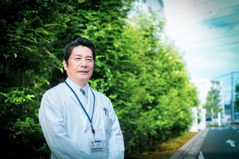 神奈川県立がんセンター 大川伸一 院長
