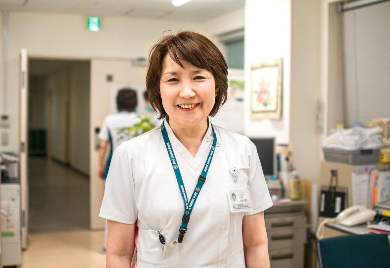 No.207 聖隷横浜病院 内田明子 総看護部長 前編:地域住民のための病院であること
