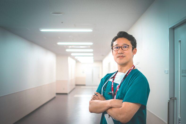 No.198 成田富里徳洲会病院 荻野秀光 院長 前編:新しい病院で「若さ」を生かす