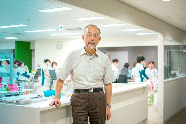 No.204 新小山市民病院 島田和幸 院長 後編:看護の奥行きを実感できる病院