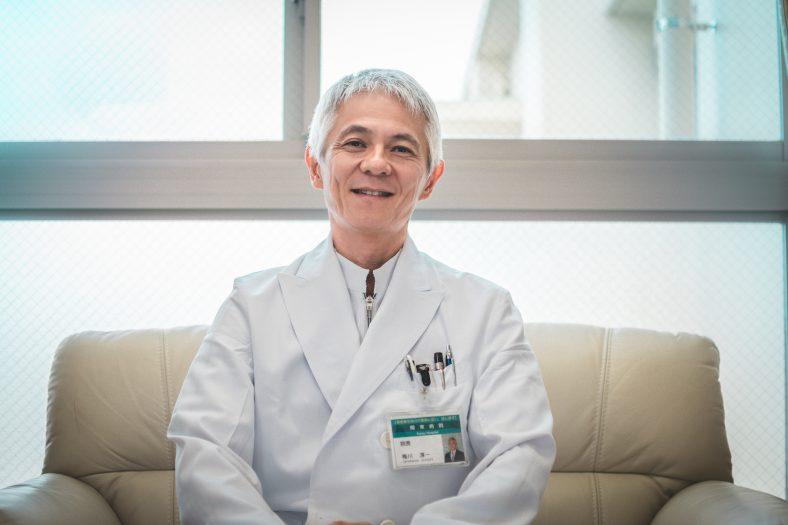 関東病院 梅川淳一 病院長
