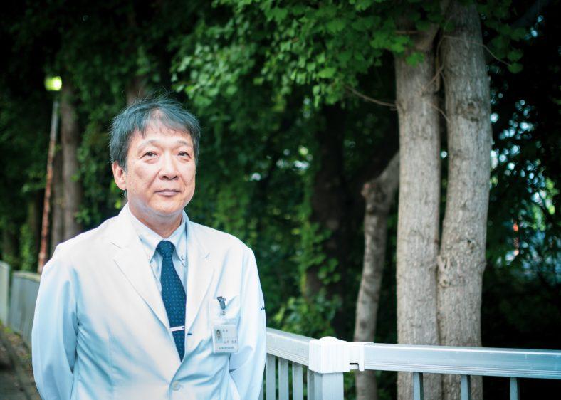 横浜旭中央総合病院 山中太郎 病院長